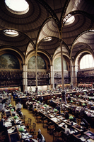 Bibliotheque National Richelieu Paris France