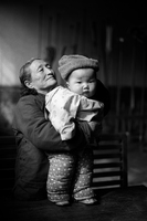 Beloved baby Home of Confucius Wuxi China