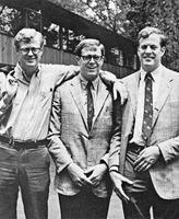 Billy Koch Charles Koch and David Koch Lincoln MA