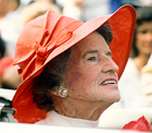 Rose Fitzgerald Kennedy 90th birthday celebration